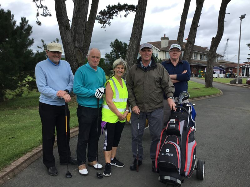 Head Injury Support Golf Classic raises £7,000