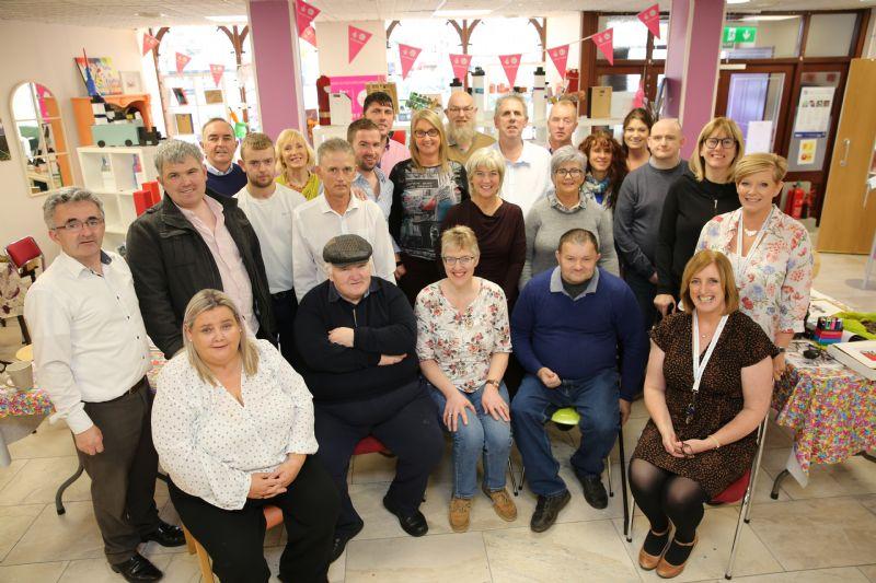BBC Community Life Visit Newry Centre