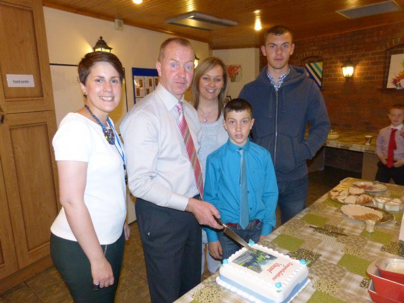 Sara & Ward Family