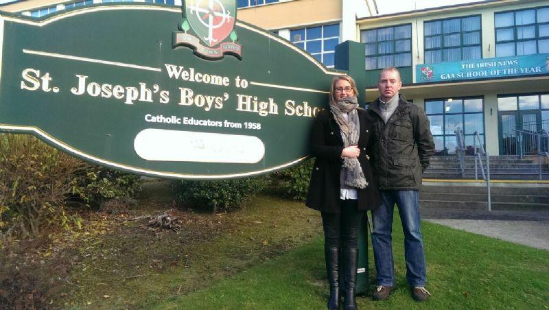 St Joseph's High School Newry